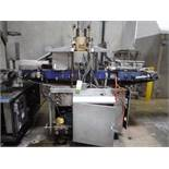 Lawrence Equipment dough press, Model 0FP3233-05, SN PP270 / Rigging Fee: $504
