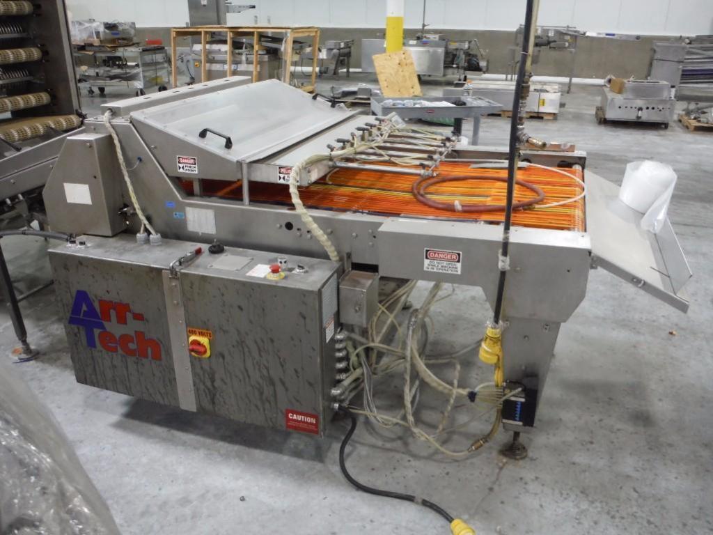 ARR Tech tortilla counter/stacker / Rigging Fee: $200 - Image 5 of 7