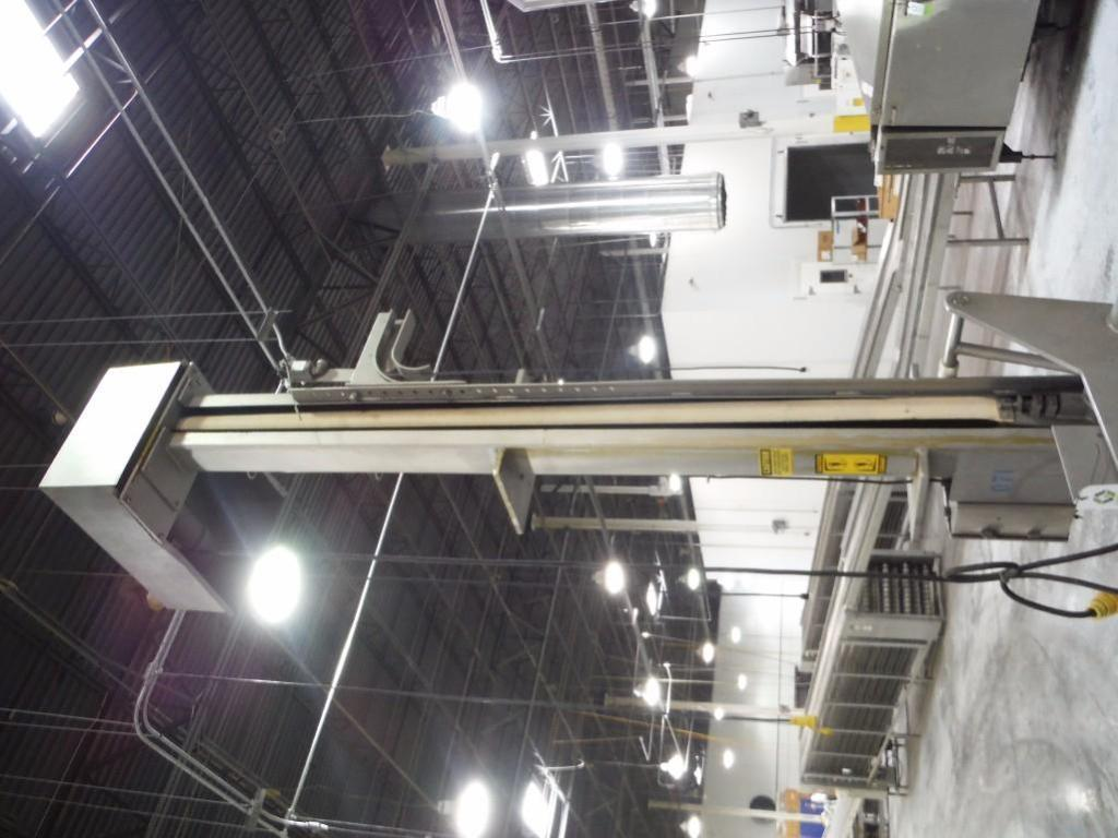 FPEC tote lift, Model VL18, SN 3769, max discharge 12 ft. tall / Rigging Fee: $375 - Image 4 of 5