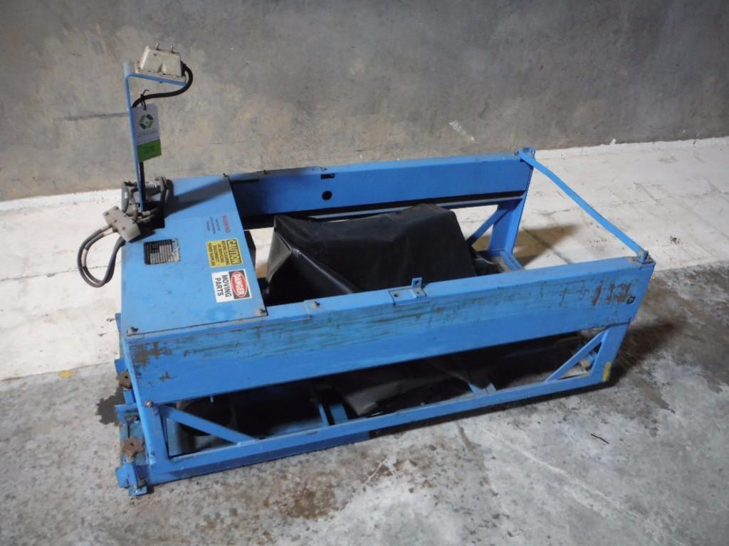 Multi-shifter battery picker, Model M39D-02/FP, SN 453 / Rigging Fee: $50