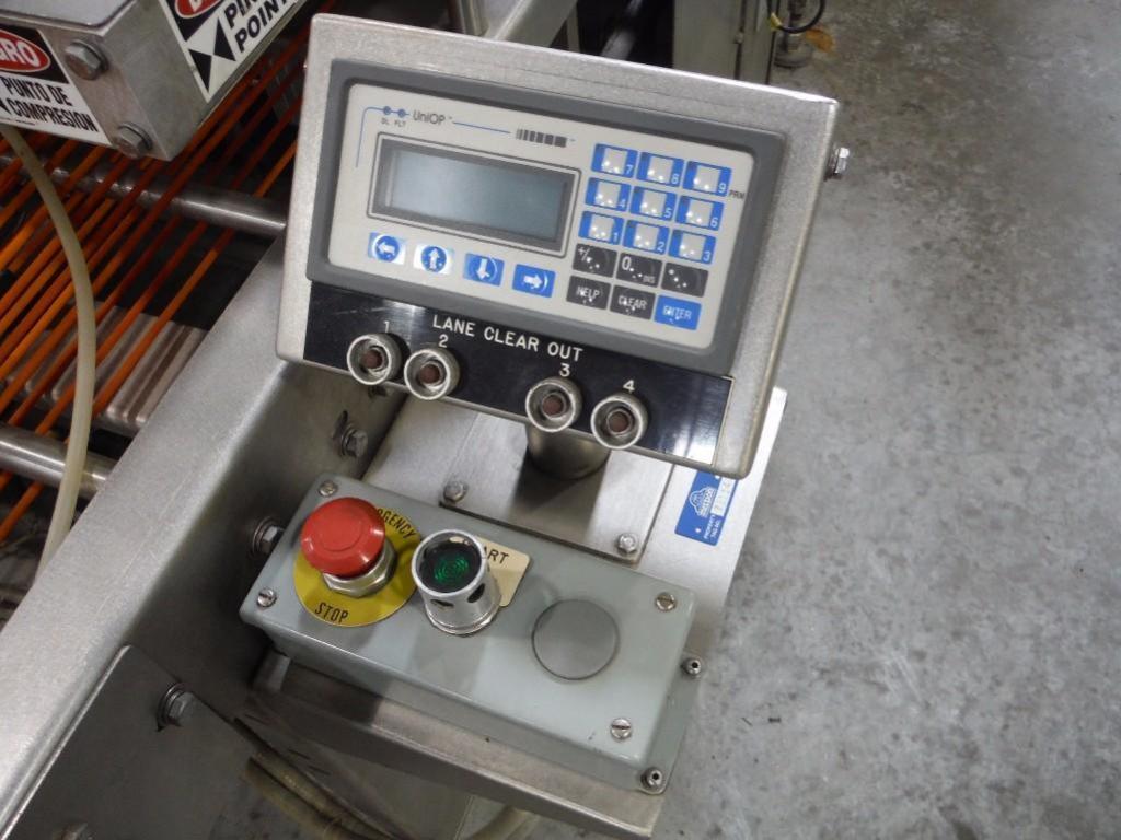 ARR Tech tortilla counter/stacker / Rigging Fee: $200 - Image 4 of 7