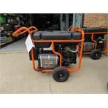 Generator for Berry Go Round - Generac 17,500 watt gas generator