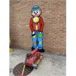 6 ft. Clown Strikers