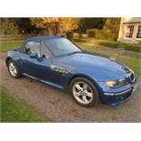 2000 BMW Z3 2.8 Triple Blue 93K