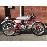 1997 Honda Dream 50 AC15 1000693