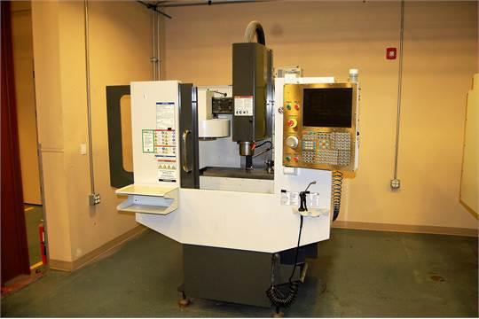 Haas Model Mini Mill CNC Vertical Milling Machine, Serial