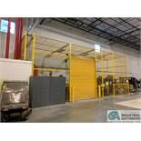 MAINTENANCE CAGE - NO ROLL UP GARAGE DOOR (5400 OAKLEY INDUSTRIAL BLVD., FAIRBURN, GA 30213)