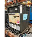 24-VOLT QUANTUM MODEL 12Q450B2A BATTERY CHARGER; S/N 98454200 (5400 OAKLEY INDUSTRIAL BLVD.,