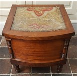 Antique Victorian or Earlier Commode with original pot