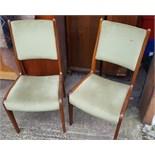 Vintage Retro 2 x G Plan Chairs