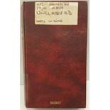 Vintage Militaria 1st Proof Ed Book Was Designated Secret The RAF Strategic Nuclear Deterrent Forces