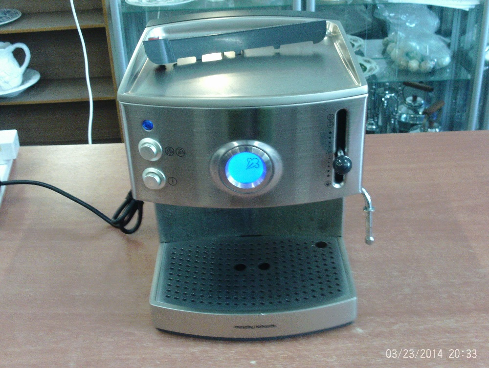 Morphy Richards Coffee Maker Not Working : Tested And Working morphy Richards Coffee Maker