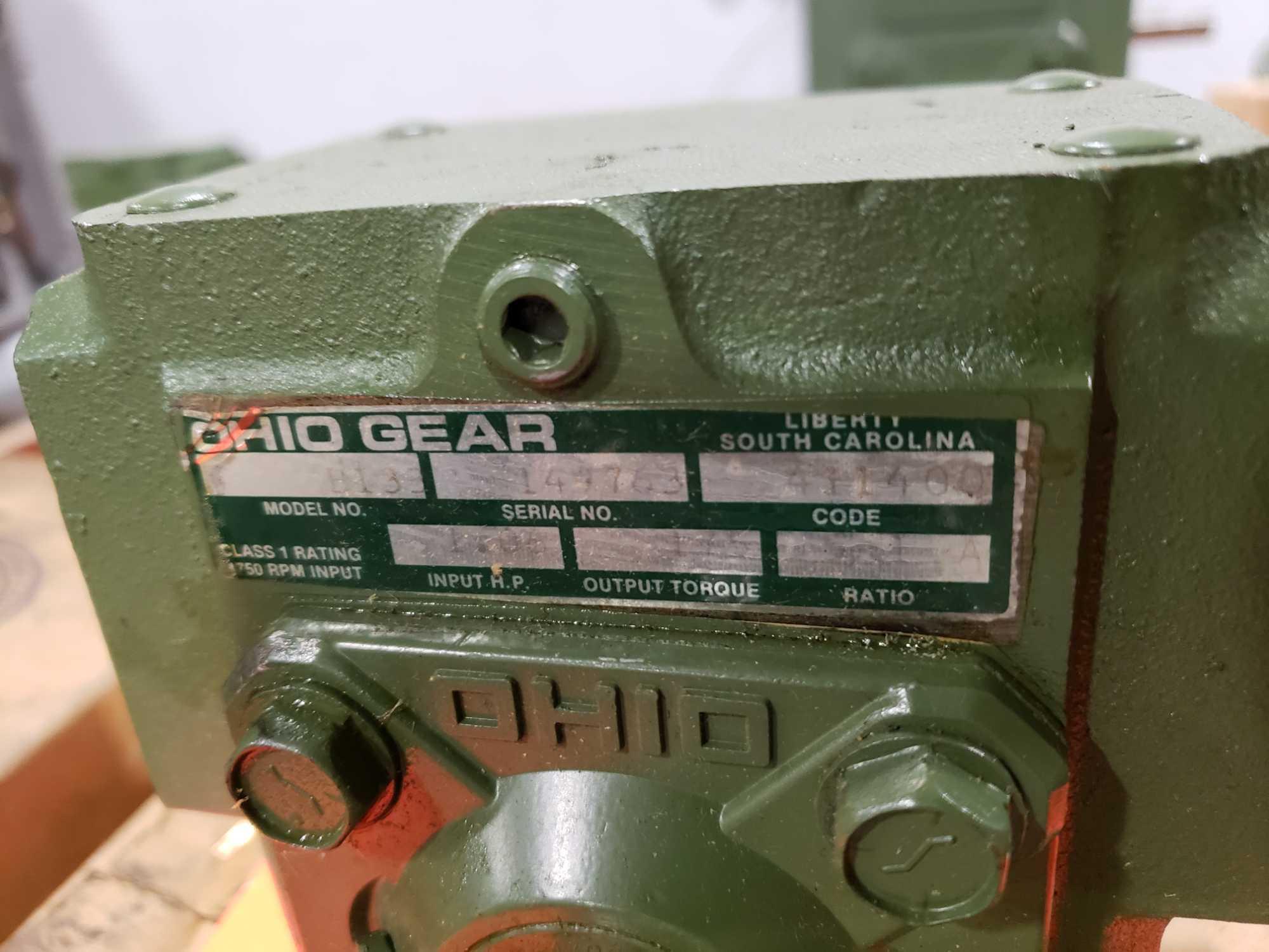 Lot 24 - B133 Ohio Gearbox. New in box.