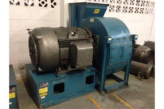 Baldor electronic motor capacity 150 hp with blower cat for Mcd motors mobile al