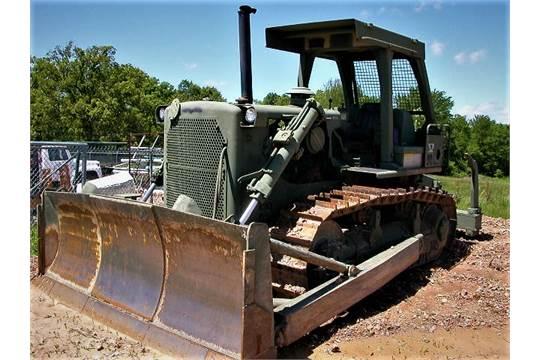 Like NEW!Caterpillar D7G - Military Model DVO59 - Excavator
