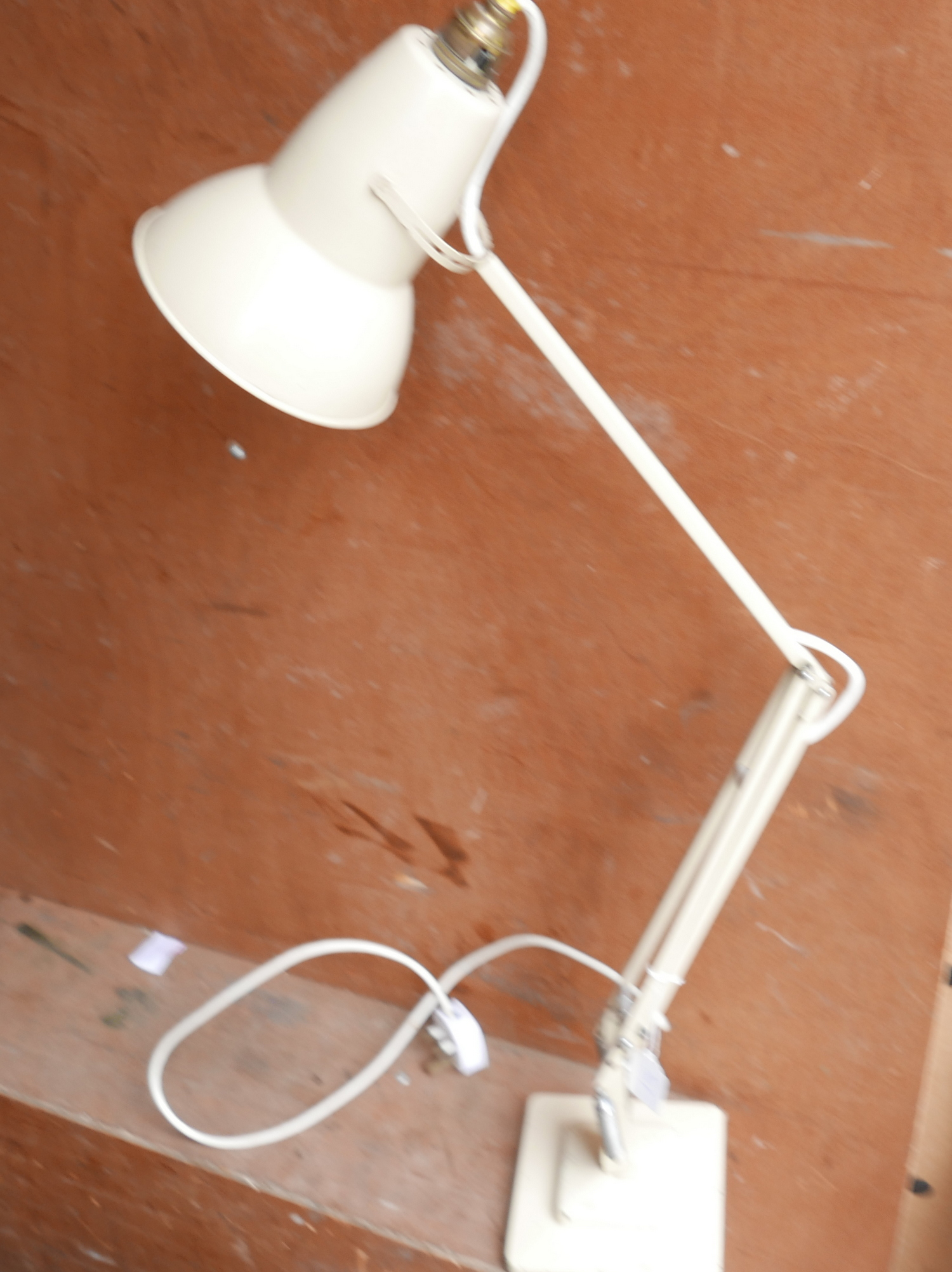 Lot 50P - Vintage Herbert Terry Anglepoise Lamp.