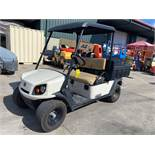 CUSHMAN HAULER PRO UTV, CANOPY, DUMP BED, WINDSHIELD, RUNS & DRIVES
