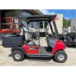 INGERSOLL RAND XRT810E ELECTRIC UTILITY CART W/ BED, RUNS & DRIVES