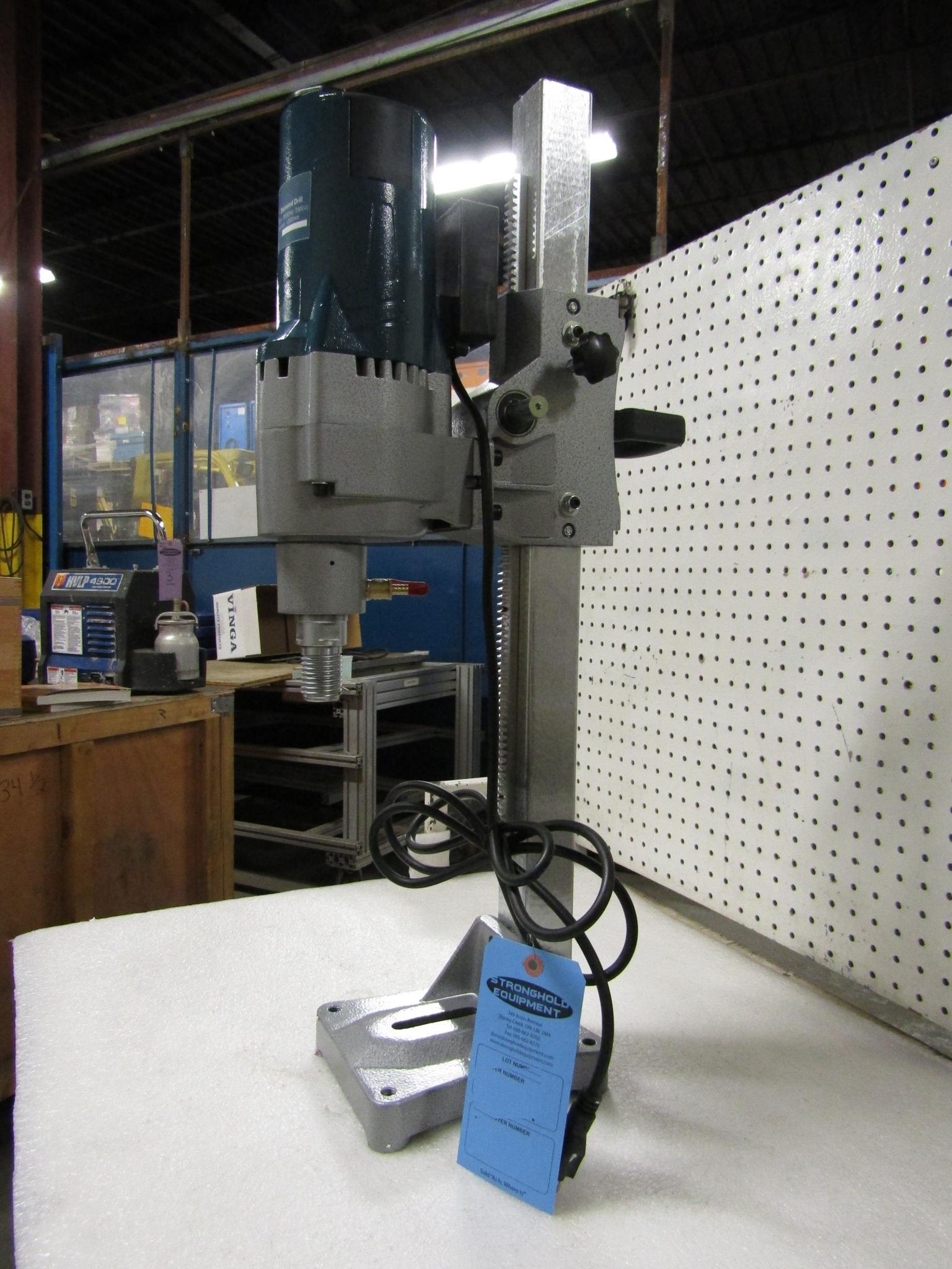 Lot 37 - BRAND NEW Max Diamond Core Drill Unit