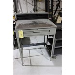 Lot 17 - FOREMAN'S DESK, PENCO