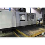 VERTICAL MACHINING CENTER, OKUMA MDL. MILLAC 852VII 4-AXIS, new 12/2013, installed new 2014, Fanuc