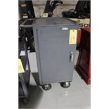 Lot 19 - LOCKABLE ROLLING TOOLBOX
