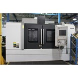 VERTICAL MACHINING CENTER, MORI SEIKI MDL. NVX7000/50 4-AXIS, new 6/2014, DMG Mori FOIMD CNC control