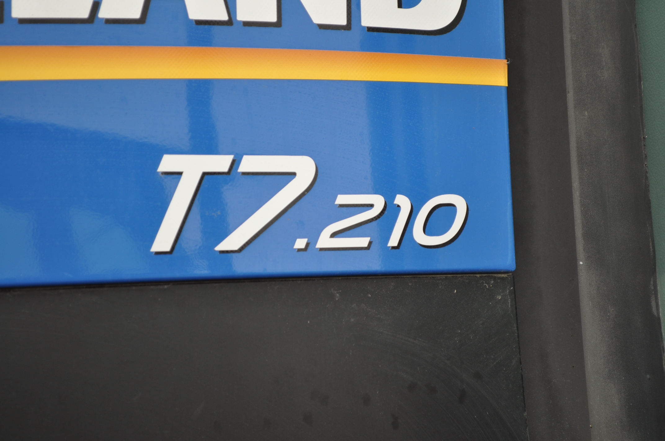 New Holland T7.210 MFWD tractor, 460/85 R 42 rear, 380/85 R 30 Firestone front, Super Steer - Image 14 of 24