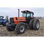 Deutz Allis 9150 tractor, MFWD, 18.4 R 42 duals, 420/85 R 28 tires, 6+3 speed range, 2 hyd