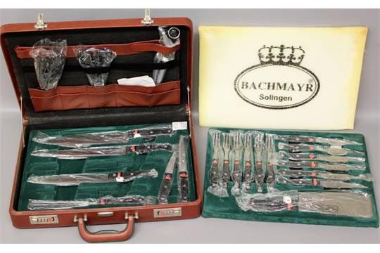 Bachmayer Solingen Pan Set