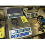 LOT OF DIGITAL COUNTING SCALES (3)
