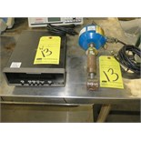 LOAD CELL INDICATOR, INTERFACE MDL. 9840, w/Calibration Transducer Mdl. 1610A-JH-5K