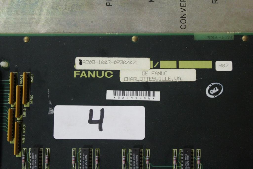 Fanuc A20B-1003-0230/07C Board - Image 2 of 4
