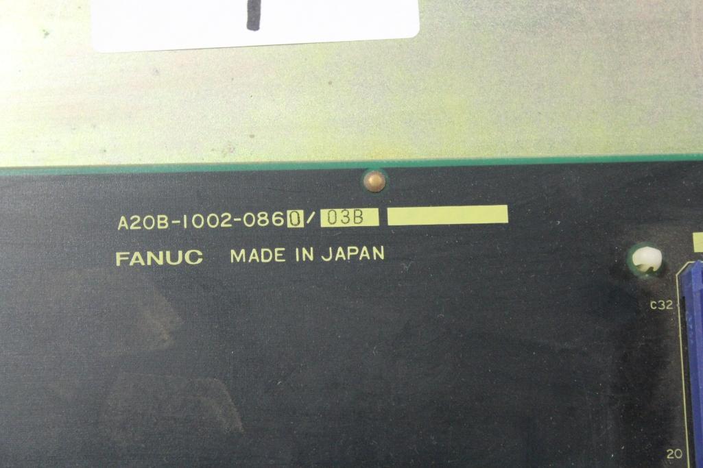 Fanuc A20B-1002-0860/03B Board - Image 2 of 2