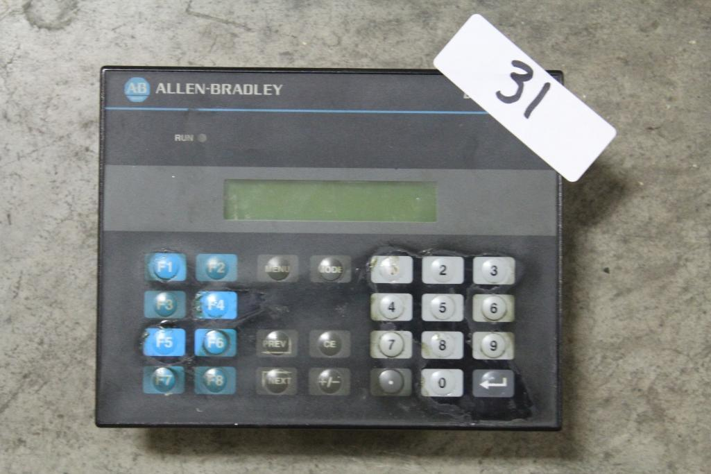 Allen-Bradley 2707-M232P3 DTAM Micro