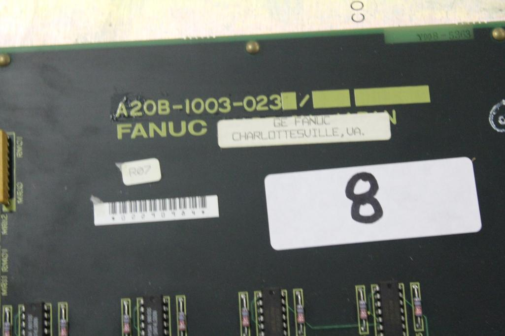 Fanuc A20B-1003-0230 Board - Image 2 of 2