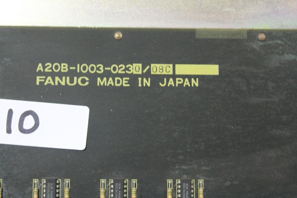 Fanuc A20B-1003-0230/08C Board - Image 2 of 2