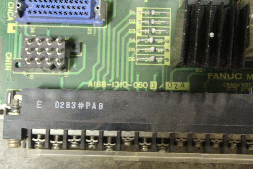 (Lot of 9) Fanuc Boards - Image 2 of 2
