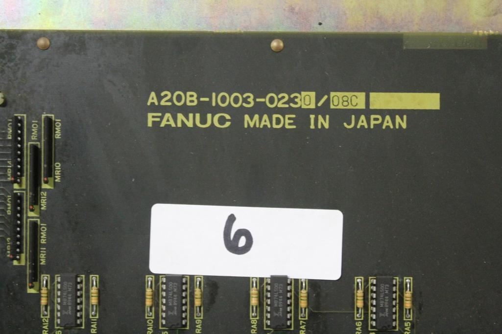 Fanuc A20B-1003-0230/08C Board - Image 2 of 2