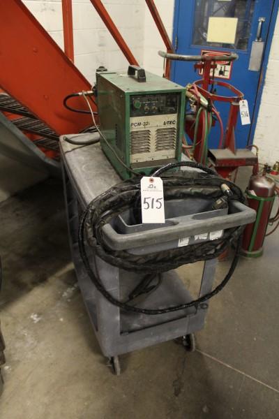 l tec pcm 32i plasma cutter location machine shop rigging price rh bidspotter com Fanuc 32I Control
