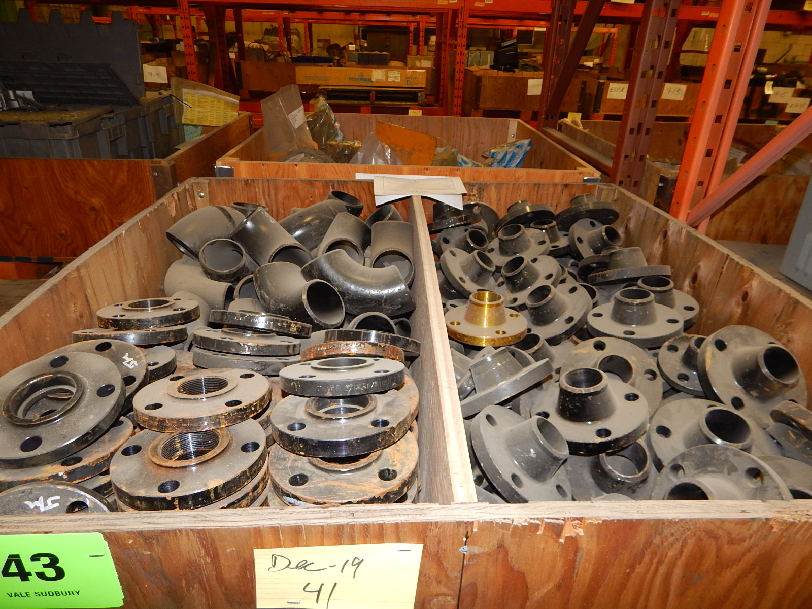 LOT/ PIPE FITTINGS (CMD) - Image 2 of 2