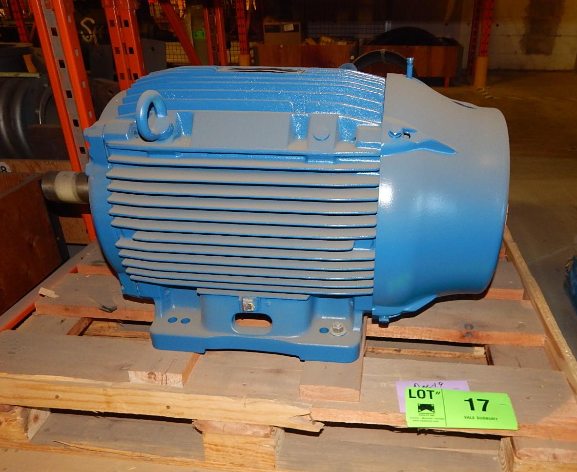 WEG 60 HP/ 1775RPM/ 575V/ 3PH/ 60Hz ELECTRIC MOTOR (CMD)