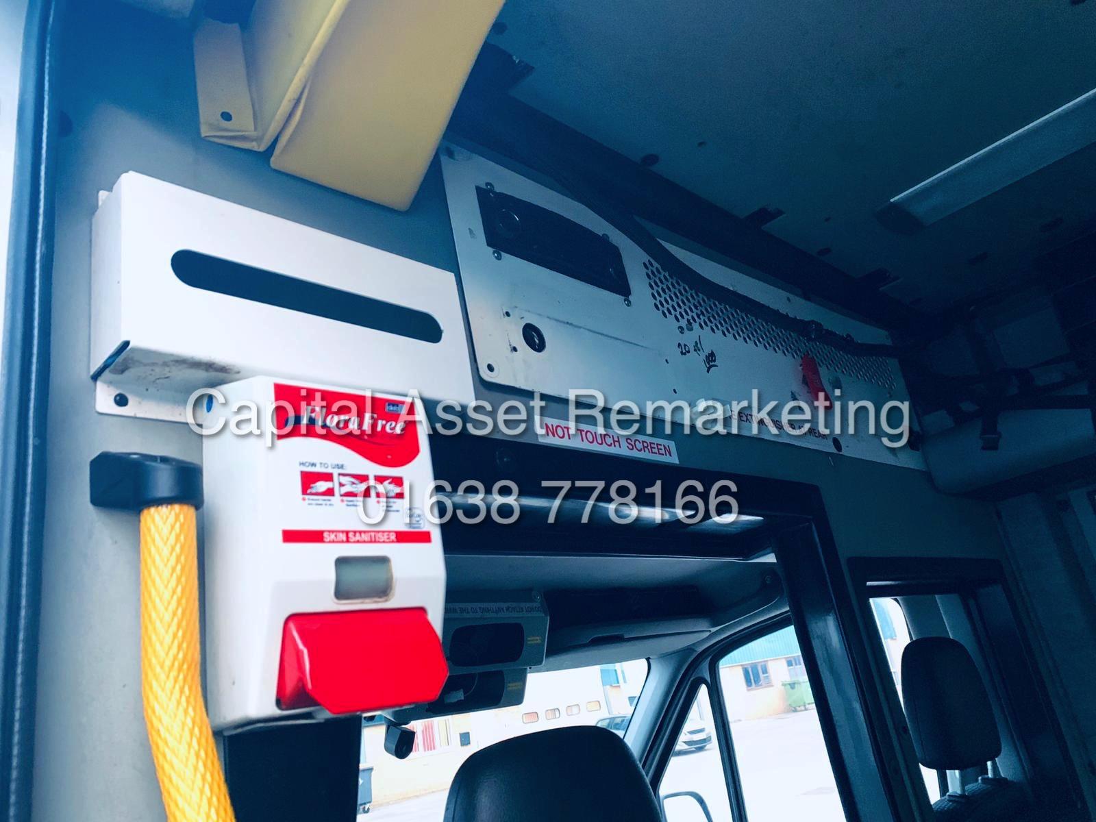 "Lot 14 - (ON SALE) MERCEDES SPRINTER 519CDI 3.0 ""184BHP"" AUTO *IDEAL CAMPER / MOTO-X / CARTING CONVERSION"