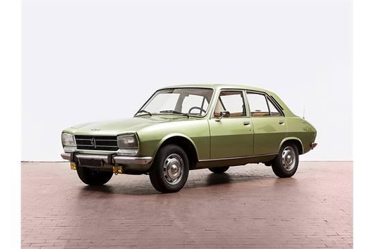 Peugeot 504 Ti Model 1977 Peugeot 504 Ti Peugeot France Model 1977