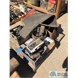 (LOT) SKID OF HARDWARE: PIPE, SAFETY CAN, OTHER (8635 East Ave., Mentor, OH 44060 - John Magnasum: