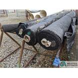 (LOT) CONSTRUCTION FABRIC W/ STEEL RACKS (8635 East Ave., Mentor, OH 44060 - John Magnasum: 440-
