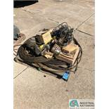 (LOT) SKID OF PARTS - CALBE, ELECTRICAL (8635 East Ave., Mentor, OH 44060 - John Magnasum: 440-667-