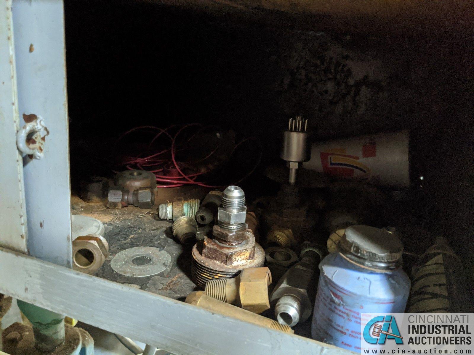 3-HP KINNEY VACUUM PUMP (8635 East Ave., Mentor, OH 44060 - John Magnasum: 440-667-9414) - Image 4 of 5
