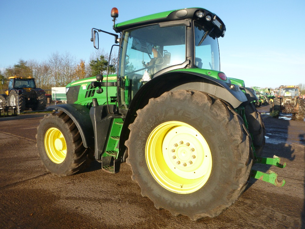 Tractor Front Suspension : John deere auto power k tractor with cab suspension