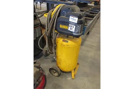 dewalt 15 gallon air compressor manual